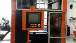 Fräsmaschinen-Handling